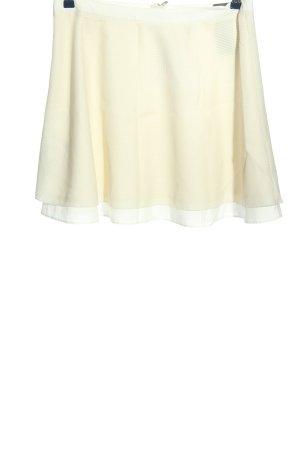 Hugo Boss Mini-jupe blanc cassé style décontracté