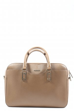 Hugo Boss Laptop bag brown casual look
