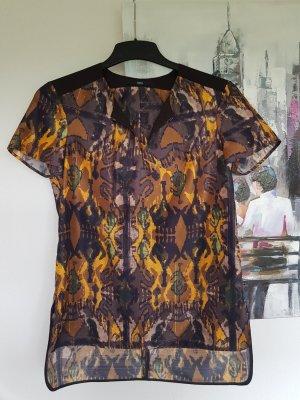 Hugo Boss Oberteil T-Shirt Tunika Shirt Animalprint