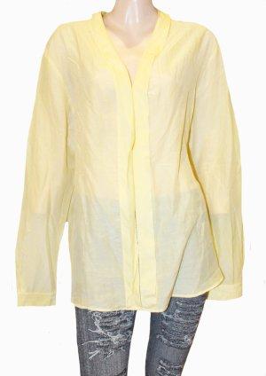 HUGO BOSS orange Label Sommer Bluse gelb Gr. 40/42