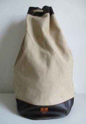 Hugo Boss Daypack oatmeal-light brown cotton
