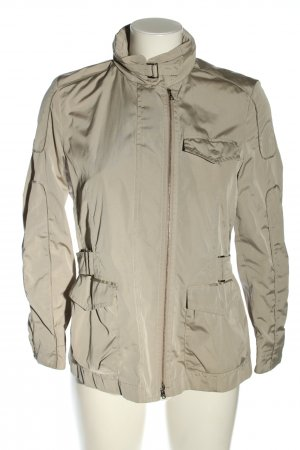 Hugo Boss Outdoor Jacket light grey casual look