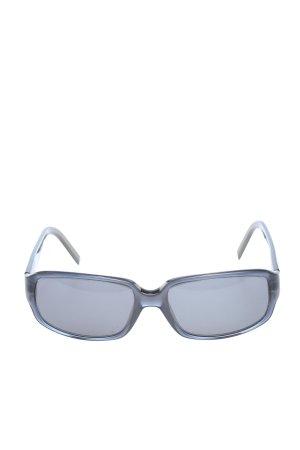 Hugo Boss Angular Shaped Sunglasses light grey-black casual look