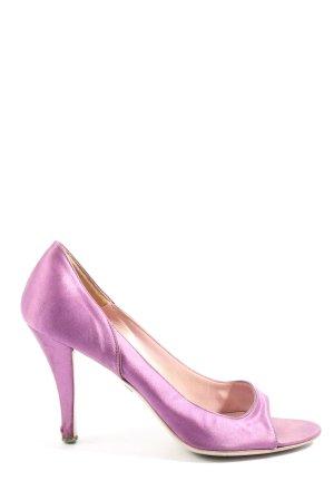 Hugo Boss Peeptoe Pumps pink Elegant