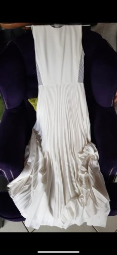 Hugo Boss Letnia sukienka biały