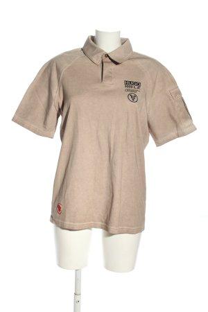 "Hugo Boss Polo-Shirt ""Liam Payne"" creme"
