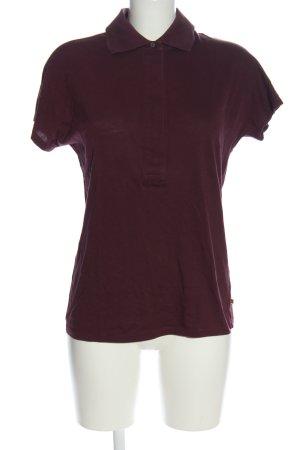 Hugo Boss Koszulka polo brązowy W stylu casual