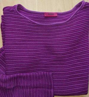 Hugo Boss Pullover (Red Label), Lila, Gr. L