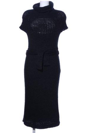 Hugo Boss Pulloverkleid schwarz Casual-Look