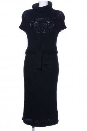 Hugo Boss Sweater Dress black casual look