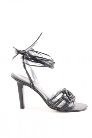 Hugo Boss Strapped Sandals black casual look