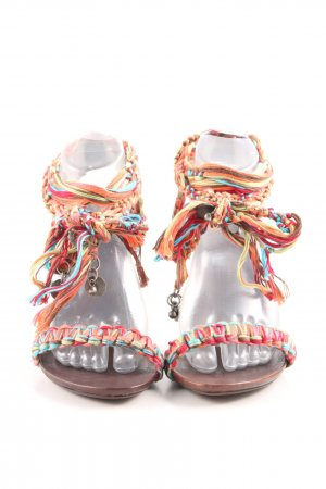 Hugo Boss Strapped Sandals multicolored casual look