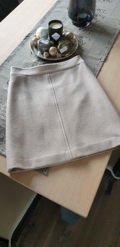 Hugo Boss Wool Skirt beige wool