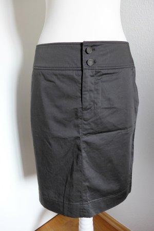 Hugo Boss Rock Bleistift Pencil Skirt grün grau Gr. 36