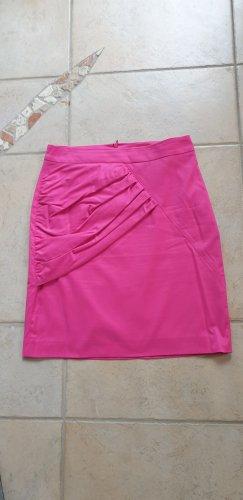 Hugo Boss Pleated Skirt pink