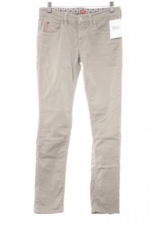 Hugo Boss Röhrenhose hellbeige Casual-Look