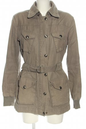 Hugo Boss Safarijacke braun Casual-Look
