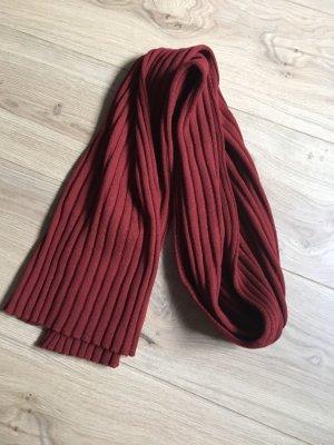 Hugo Boss Wollen sjaal bordeaux