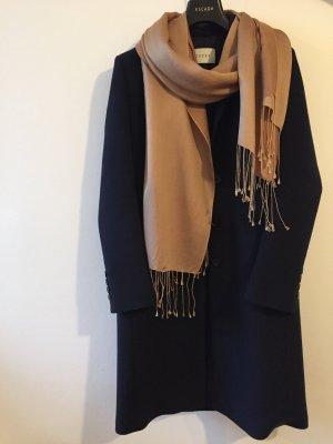 Hugo Boss Zijden sjaal goud-camel