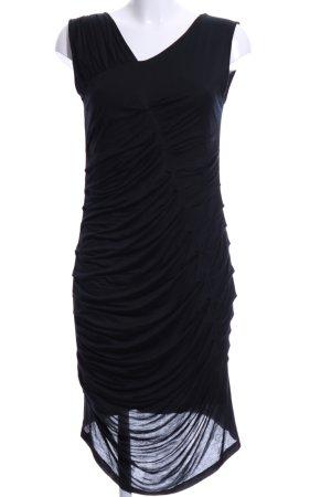Hugo Boss Robe tube noir élégant