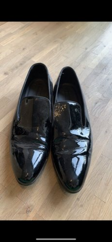 Hugo Boss Wingtip Shoes black
