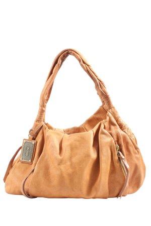 Hugo Boss Shoulder Bag light orange casual look
