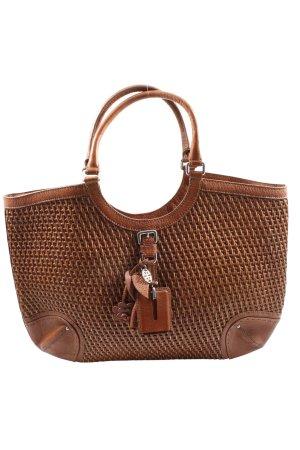 Hugo Boss Shoulder Bag brown casual look