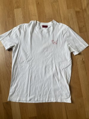 Hugo Boss Camicia oversize bianco