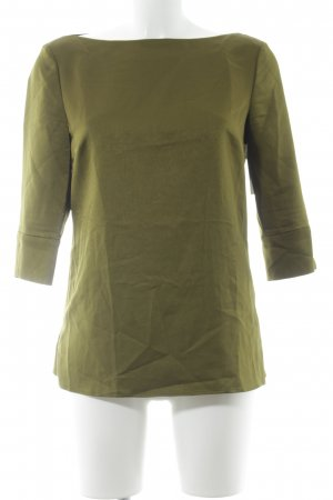 Hugo Boss Shirt Tunic olive green casual look