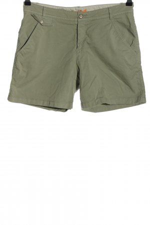 Hugo Boss Shorts khaki Casual-Look