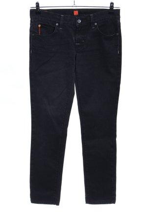 Hugo Boss Slim Jeans schwarz Casual-Look
