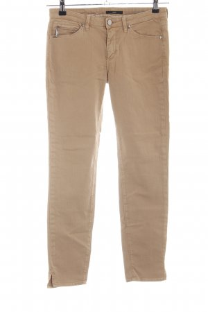 Hugo Boss Slim Jeans creme Casual-Look