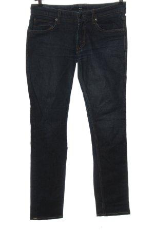 Hugo Boss Jeans slim fit blu stile casual