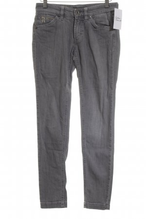 Hugo Boss Slim Jeans light grey mixture fibre
