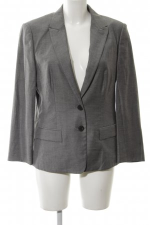 Hugo Boss Smoking-Blazer hellgrau Business-Look