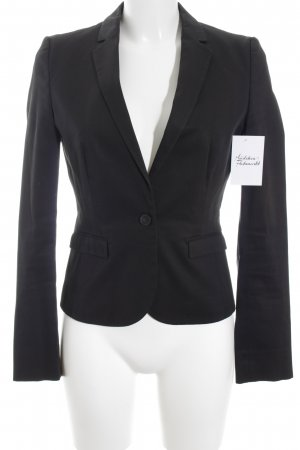 Hugo Boss Smoking-Blazer schwarz Business-Look