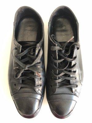 Hugo Boss Lace-Up Sneaker black