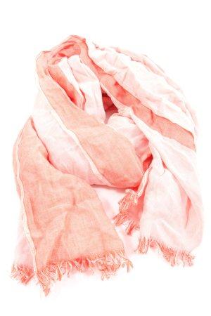 Hugo Boss Sommerschal pink Casual-Look