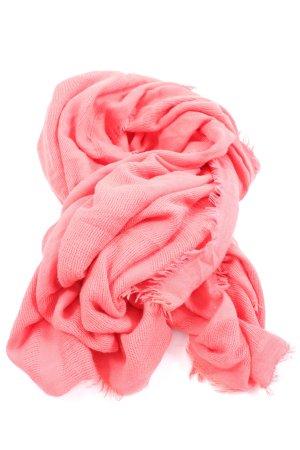 Hugo Boss Summer Scarf pink simple style