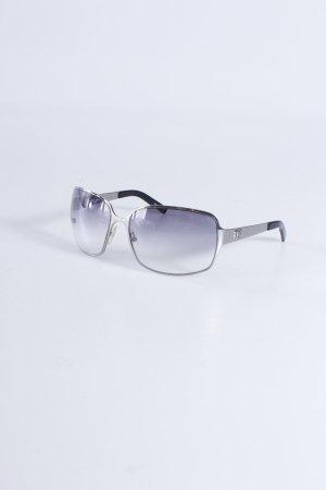 Hugo Boss Sonnenbrille silbergrau