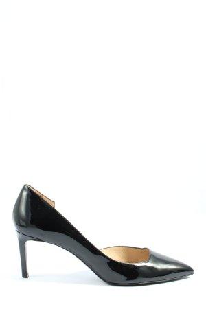 Hugo Boss Stiletto noir style d'affaires