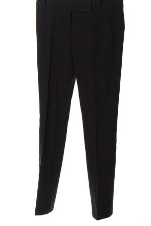 Hugo Boss Pantalone jersey nero stile professionale