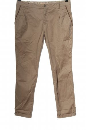 Hugo Boss Jersey Pants nude casual look