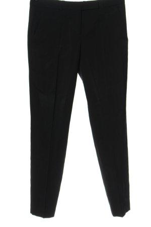 Hugo Boss Pantalón tipo suéter negro estilo «business»