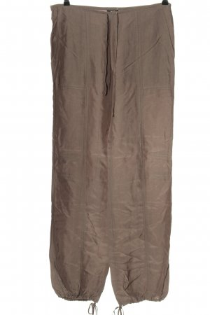 Hugo Boss Stoffhose braun Casual-Look
