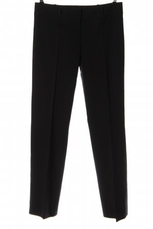 Hugo Boss Pantalón tipo suéter negro elegante
