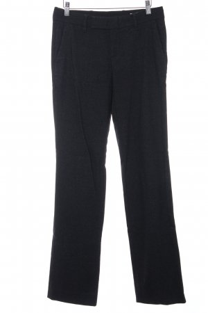 Hugo Boss Stoffhose anthrazit meliert Business-Look