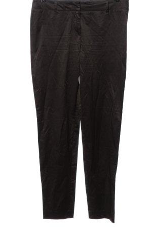 Hugo Boss Jersey Pants black wet-look