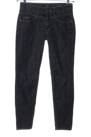 Hugo Boss Slim Jeans blau Casual-Look