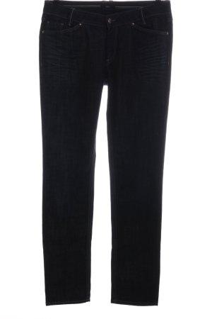 Hugo Boss Straight-Leg Jeans schwarz Elegant